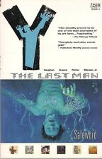 Y- THE LAST MAN BOOK 4: SAFEWORD VERTIGO PAPERBACK