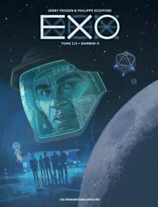 BD - EXO > TOME 1 / FRISSEN, SCOFFONI, EO HUMANOIDES