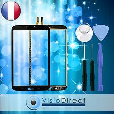 """Vitre ecran tactile pour Samsung Galaxy Tab 3 8.0"""" T310 T3100 noir + outils"""