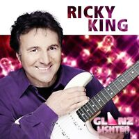 RICKY KING - GLANZLICHTER  CD NEW+
