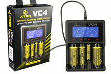 XTAR Battery Chargers