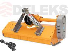 Trincia per trattore 150 cm - MEDIO-LEGGERA trinciaerba DELEKS trinciasarmenti