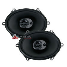 "MTX Audio TERMINATOR573 Car 5"" x 7"" Terminator Series Coaxial Speakers 110W New"