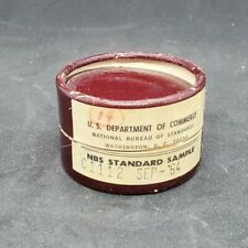 Nist Standard Reference Material C1112 Gilding Metal A