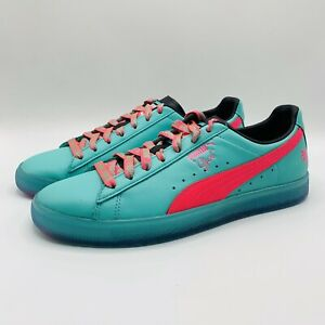 NEW! Puma Clyde South Beach Miami Sneakers. Men's Size 11.
