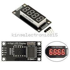 0.36 Inch 4-Bits TM1637 Red Digital LED Display Clock Tube Display F Arduino k9