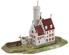 Faller 232242 Spur N, Wasserburg, Burg, Epoche I, Bausatz, Neu