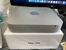 Apple MAC MINI A1347 Desktop-MD387B/A (ottobre, 2012)
