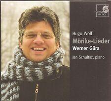 Wolf – Mörike-Lieder / Werner Güra • Jan Schultsz