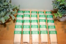 ECO Amenities Lot of 25 Cleansing Soap Travel Hotel Rental Size  0.5 Oz New
