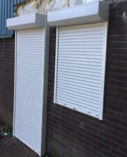 roller Shutter Door Domestic Commercial Office Electric Powder Coated Warehouse
