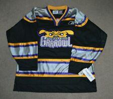 NWT Greenville Grrrowl Reebok ECHL Hockey Jersey Large Blank