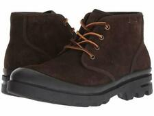 Polo Ralph Lauren Mens Umar Fashion Boots Brown Suede SIZE 13 NEW W/OUT BOX