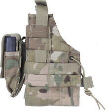 MultiCam Tactical Gun Holster Ambidextrous Military MOLLE Camo OCP Scorpion