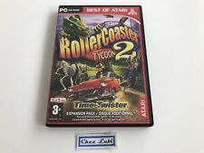 RollerCoaster Tycoon 2 Time Twister - Extension - PC - FR