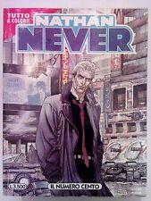 Nathan Never n.100 di Medda, Serra & Vigna - ed. Bonelli