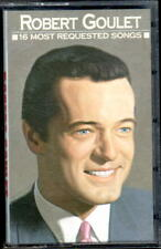 Robert Gouet~16 Most Requested Songs~Cassette~LIKE NEW~Fast 1st Class Mail