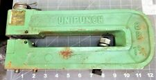 UNIPUNCH 8-B 1 3/4 FRAME PUNCH & DIE INCLUDED [B8S4] #1