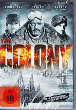 The Colony - Hell Freezes Over - DVD - mit Laurence Fishburne und Bill Paxton