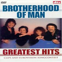 Brotherhood of man - Greatest Hits [Edizione: Regno Unito] - DVD D071002