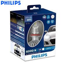 2X Philips H11 11362 XU X-treme LED Car Headlight 6000K White Light, US Seller