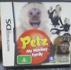 Petz my monkey family nintendo ds