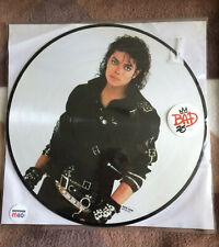Michael Jackson BAD 25 LP picture disc 33t vinyl pic – 10 tracks