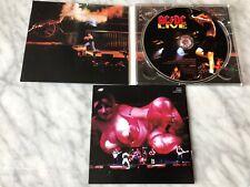 AC/DC LIVE CD 2003 EPIC EK 80214 DIGIPAK EDITION OOP! Angus Young, Brian Johnson