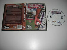 BASEBALL MOGUL 2010 Pc Cd Rom FAST POST