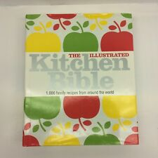 The Illustrated Kitchen Bible Cook Book Hard Cover Victoria Blashford-Snell