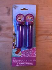 Disney Princess 2 Bubbles & Wands