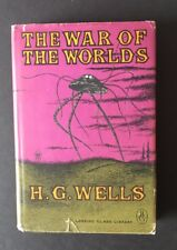 H.G. Wells *The War of the Worlds* ILLUSTRATED BY GOREY - 1st Issue -SCARCE w/DJ