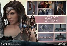 Hot Toys Batman v Superman: Dawn of Justice 1/6th Wonder Woman Figure  PREORDER