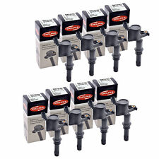Set of 8 Delphi Ignition Coil GN10182 For Ford Mercury Lincoln 2004-2011