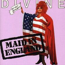 Divine - Maid in England [New CD] Bonus Tracks