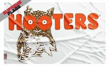 Hooters Flag (3x5 ft) Bar Restaurant Banner Hot Wings Girls Man Cave Owl