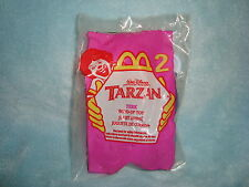 Mcdonald's 1999 Walt Disney Tarzan TERK wind up toy NIP