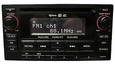 Subaru HD Radio Bluetooth CD Player MP3 OEM AUX Stereo AM FM Receiver OEM