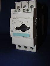 SIEMENS SIRIUS 3RV1431-4DA10 CIRSUIT BREAKER