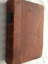 The Cook's Oracle by William Kitchiner - Second Edition Leather Hardback 1818