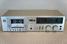 TECHNICS RS-M218 STEREO CASSETTE TAPE DECK - FOR PARTS OR NOT WORKING
