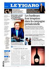Le Figaro 14.2.2017 N°22555*USA zizanie*TRUMP McCAIN*Pierre GATTAZ*PSG-BARCELONE