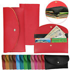 Fashion Women Ladies Clutch Wallet Credit Card Holder Envelope Purse