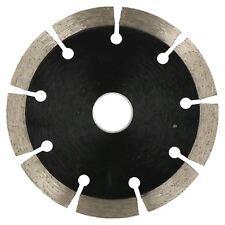 """Lame de diamant Disque de coupe 115mm alésage 22,2 mm 4 1/2"""" en acier à"""