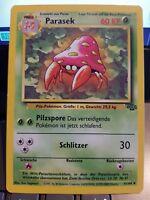Pokemon Parasek 41/64 Deutsch LP/NM
