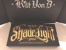 Kat Von D Shade Light Glimmer Eye Contour Eyeshadow Palette