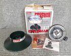 Vintage Coleman One Burner Propane Stove Model 5438 A700 IN BOX c. 06/1987