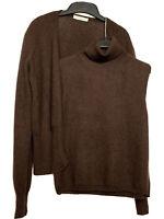 Brunello Cucinelli Cashmere Set Vest + Cardigan Sweater