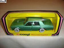 CORGI 325 CHEVROLET CAPRICE - MINT in original BOX