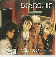 45 TOURS /  STARSHIP  WINGS OF A LIE    A1
